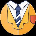 회사원 한자 icon