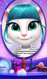 Download My Talking Angela For PC Windows and Mac apk screenshot 2