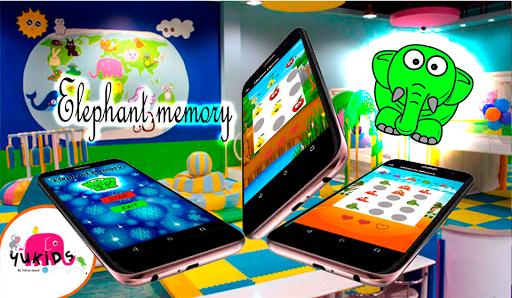 Elephant memory screenshot 3