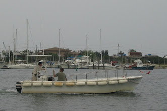 Photo: Лонч - возит яхтсменов на берег /Mt. Sinai harbour launch for moored boats