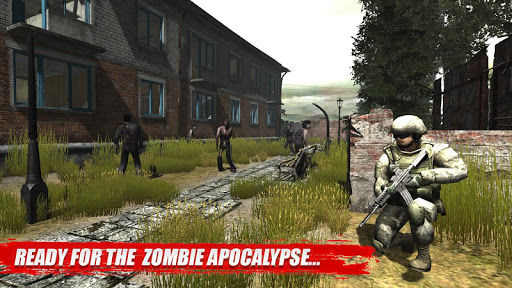 Code Triche 3D Zombie Shooter APK Mod screenshots 1