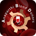 ANAPARTHI BLOOD DONORS icon
