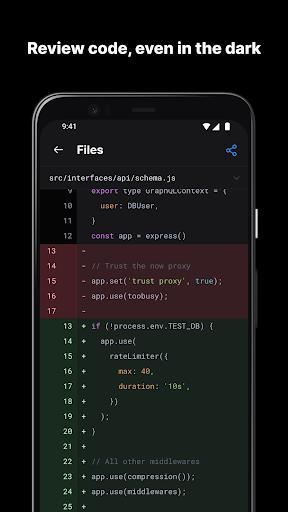 GitHub screenshot 4