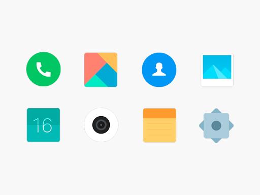 MIUI 9 - Icon Pack 3.6.4 screenshots 1