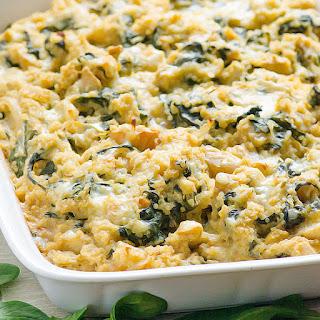 Spinach Artichoke Side Dish Recipes.