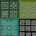 1000+ Dotted Rangoli Designs Collection HD 2020 icon