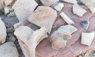 Hallan restos arqueológicos de Bayra