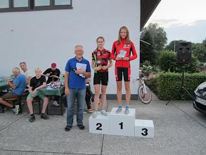 Photo: WU15 1. Pia Cramer 2. Nadja Vierzigmann