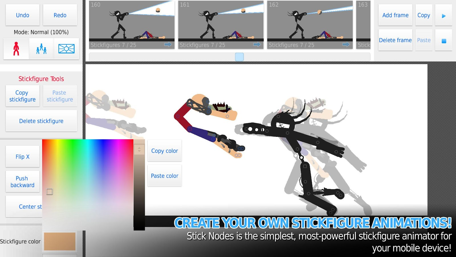 Stick Nodes Pro- screenshot