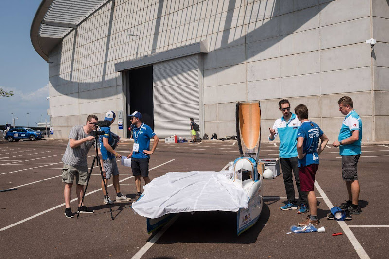 Technical tests BWSC '17