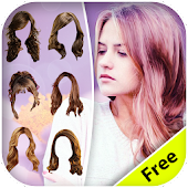 Women Hair Style Photo Editor