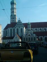 Photo: St. Ulrich und St. Afra