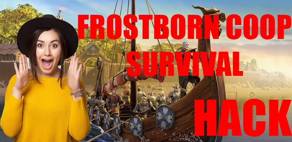Frostborn Coop Survival Hack Coins Cheat Android IOS Apk Mod