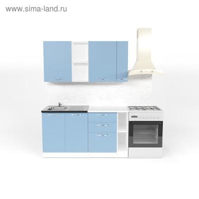 Кухонный гарнитур Евгения нормал 4 1500 мм