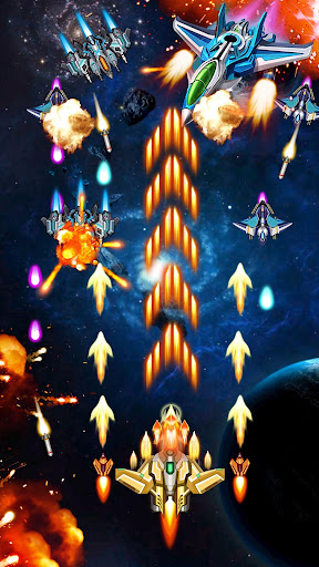 Space squadron - Galaxy Shooter 2.5 3