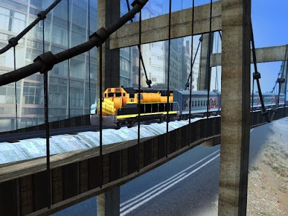 Train Driver Sim 2015- screenshot thumbnail
