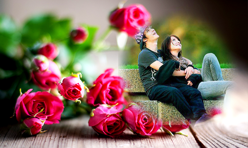 love flower photo frames  android apps on google play, Beautiful flower
