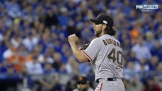 2014 World Series Game 1: Giants at Royals