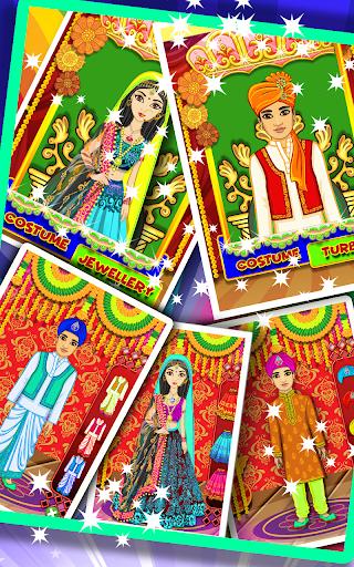 Indian Wedding partyu2013 engagement & big wedding day apkmind screenshots 4
