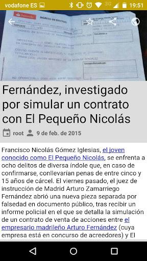 Vota a Francisco Nicolas