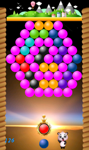Bubble Shooter 2017 screenshot 2
