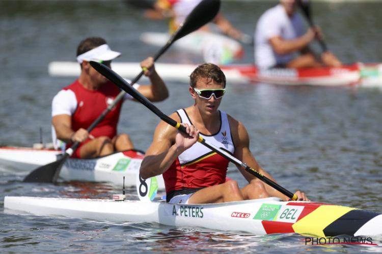 Artuur Peters wordt tweede in B-finale en eindigt zo uiteindelijk op de tiende plaats op de Olympische Spelen