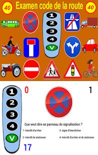 Examen du permis de conduire 2 - náhled