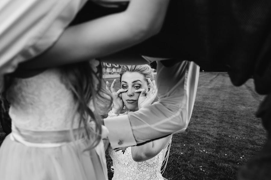 Wedding photographer Aaron Storry (aaron). Photo of 17.05.2018