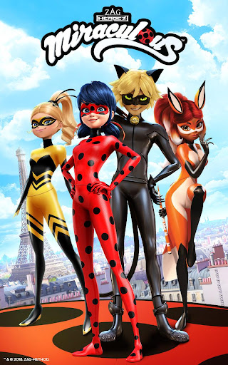 Miraculous Ladybug & Cat Noir - The Official Game 1.1.9 DreamHackers 1