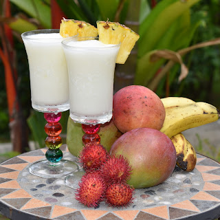 Piña Coladas In The Tropics