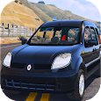 Car Parking Renault Kangoo Simulator apk