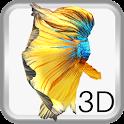 Betta Fish 3D Free icon