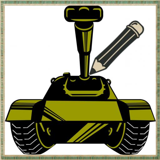 Begining To Draw Tanks
