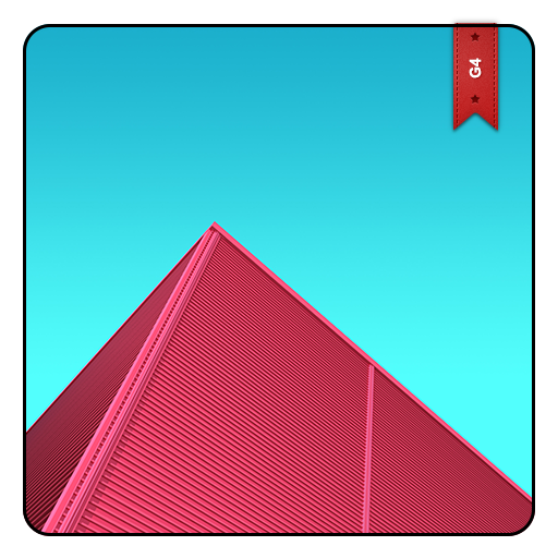 G4ランチャーとテーマ 個人化 App LOGO-硬是要APP