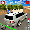 Car parking 2021 driving car game 2020 real driver icon