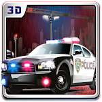 City Police Duty Icon