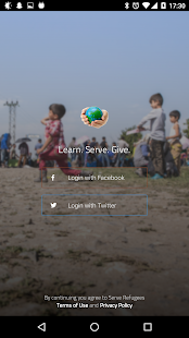 Serve Refugees- screenshot thumbnail