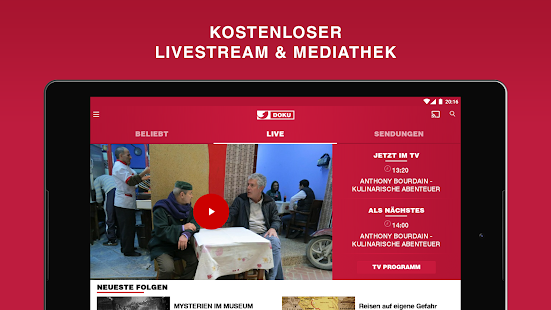 kabel eins Doku - TV Mediathek- screenshot thumbnail