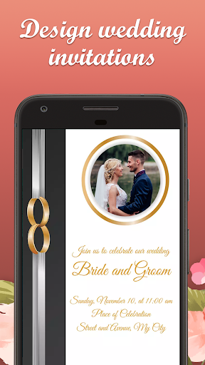 Wedding Cards Invitation Maker 6.3.0.0 screenshots 1