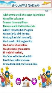 Lagu Anak Muslim Juzamma screenshot 8