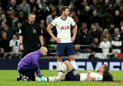 Harry Kane est rétabli, mais Mourinho préfère nuancer