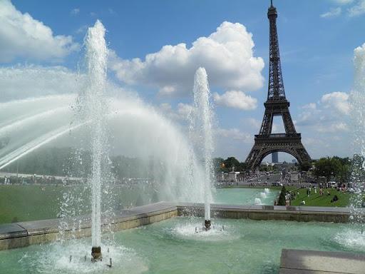 Paris France Puzzles: Free