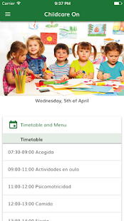Childcare On- screenshot thumbnail