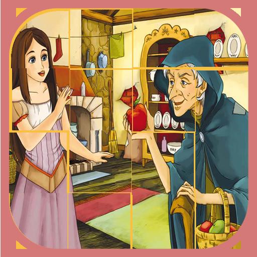 Princess Stories Tile Puzzle