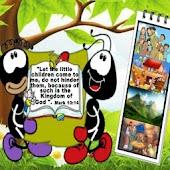Juego de Memoria Biblia Niños