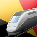 BeTrains (An alternative to the official SNCB app) icon