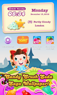 Candy Crush Soda Air Theme- screenshot thumbnail