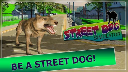 Street Dog Survival Simulator