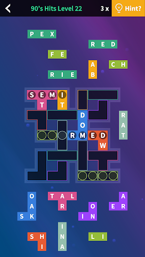 Flow Fit - Word Puzzle apktram screenshots 6