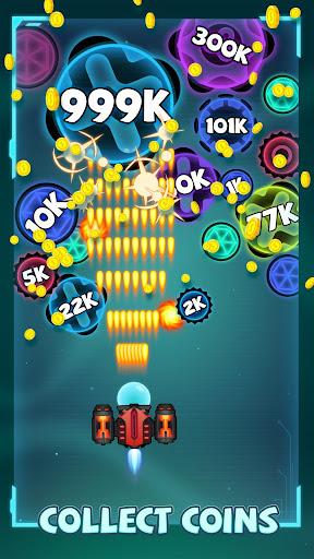 Virus War - Space Shooting Game 1.6.9 screenshots 5